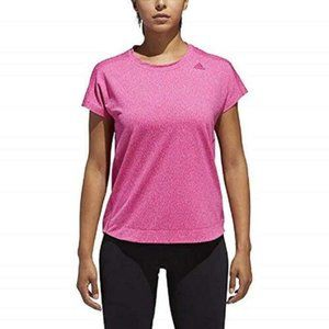 ADIDAS Climalite DH3671 Jacquard TEE Shirt TOP